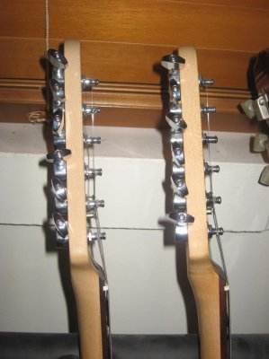 Headstock Thickness On Deluxe Hot Rails Vs Standard Strat