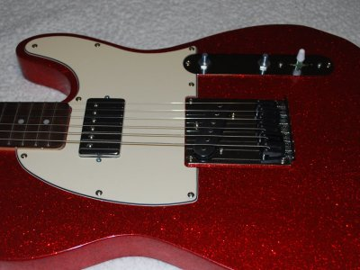 Sparkle Tele bullet mods  | Squier-Talk Forum