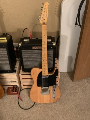So you want a Harley Benton Telecaster ?     | Page 2 | Squier-Talk