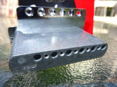 Best Upgraded Tremolo Block for CSX SE Strat? | Squier-Talk