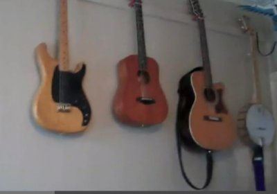 Hang That Guitar Cheap And Effective Squier Talk Forum