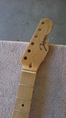 morgan headstock picture