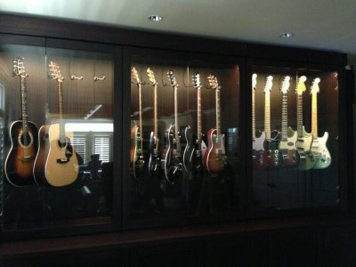 Guitar Furniture