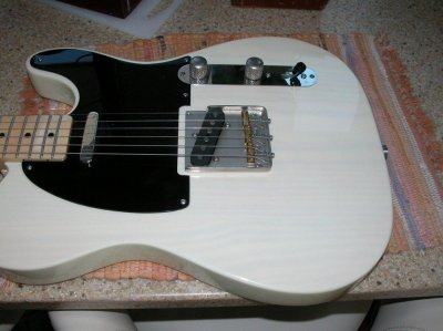 Steel Tremolo Block for Thin Bodies! | Squier-Talk Forum
