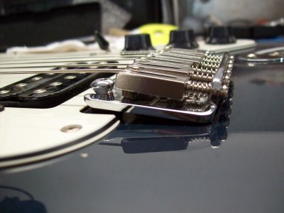 Strat 2 point tremolo setup question     | The Gear Page