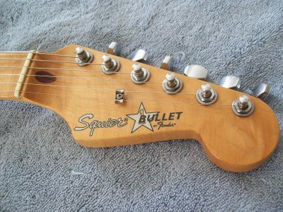 Squier stratocaster serial number dating