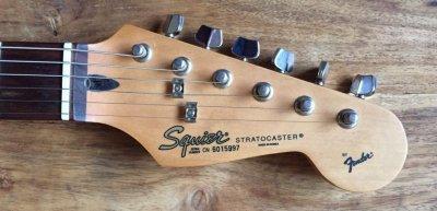 fender squier stratocaster 50th anniversary edition