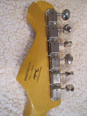 Fender squier serial number dating