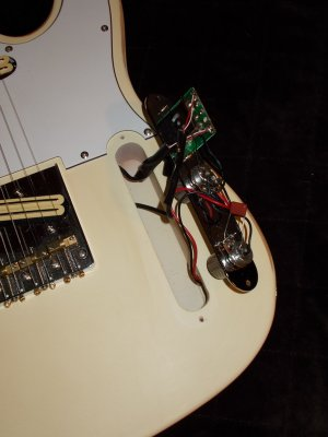 How to wire 2 hot rails in Tele | Squier-Talk Forum Rail Pickup Tele Wiring Diagram on