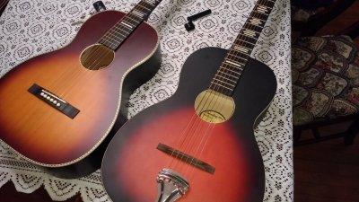 Recording King parlor guitars NGDx2 | Squier-Talk Forum