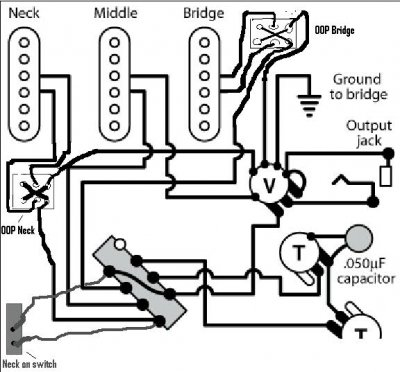 Squier Jazz Bass Wiring Diagram besides Gibson Humbucker Wiring Diagram additionally 2 B Humbucker Vol Tone Wiring Diagram together with 7 Sound Strat Wiring Diagram in addition  on jazz b series parallel wiring diagram