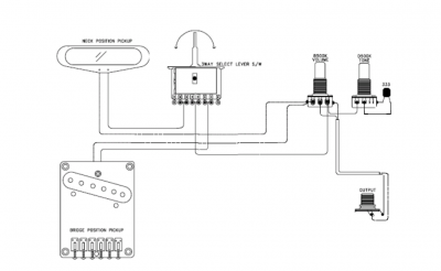 Need wiring help with 3 way import switch | Squier-Talk Forum on