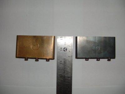 Gfs Steel Block